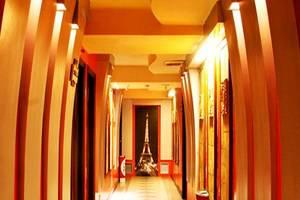 Hotel Furaya Pekanbaru - Koridor