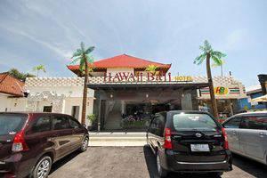 Hawaii Bali Hotel Bali - Entrance