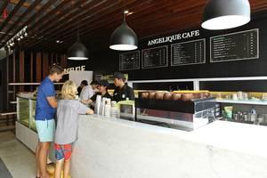 Watermark Hotel Bali - Angelique Cafe