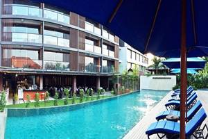 Watermark Hotel Bali - Outdoor Pool