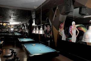 El Cavana Bandung - Billiard