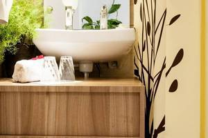 Wood Hotel Bandung - Bathroom