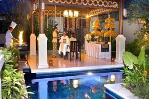 Pat Mase Villas by Swiss-Belhotel Bali - BBQ