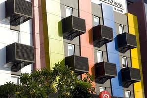 Amaris Panglima Polim - Tampilan Luar Hotel