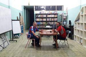 Dazhong Backpackers Hostel Medan - Lobi
