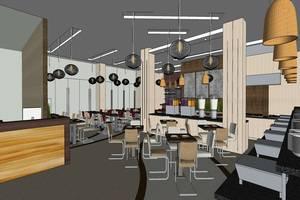 Hotel Santika Radial Palembang Palembang - Restoran