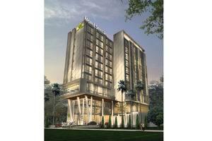 Hotel Santika Radial Palembang Palembang - Eksterior
