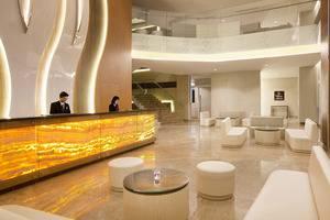 Hotel Santika Radial Palembang - Lobi