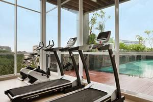 Hotel Santika Radial Palembang - Pusat Kebugaran