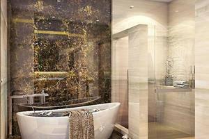 Bromo Park Hotel Probolinggo - Kamar mandi