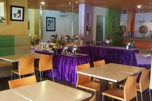 Sabrina Paninsula Hotel Pekanbaru - Restaurant