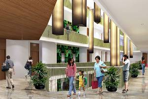 MaxOneSuites at Kuta Tuban - Interior