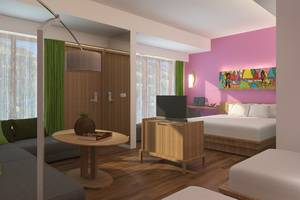 MaxOneSuites at Kuta Tuban - Love Room