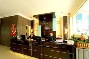 Classie Hotel Palembang - Resepsionis