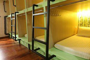 MM Capsule Hostel Medan - Female Room