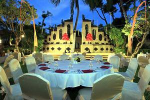 Radisson Bali Tanjung Benoa - BBQ Night Buffet