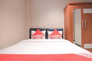 OYO 117 Blueberry Homestay Jakarta - Bedroom