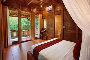 Ubud Heaven Sayan - Kamar tidur