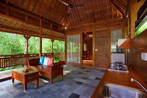 Ubud Heaven Sayan - Satu kamar tidur