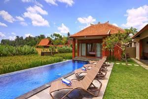 Ubud Heaven Sayan Bali - Kolam Renang Pribadi