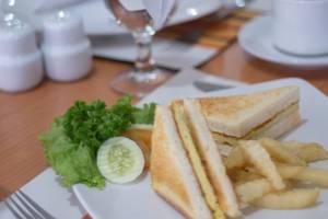 Sofyan Inn Tebet Jakarta - Menu