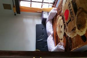 Morotai Camp Hostel Bali - Double Room - Guest Room