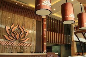 Crystal Lotus Hotel Yogyakarta - Resepsionis