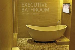 Crystal Lotus Hotel Yogyakarta - Executive Bathroom