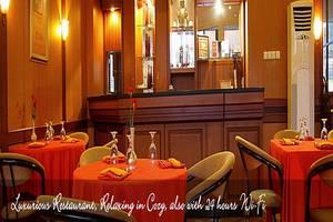 Plaza Hotel Semarang - Restoran