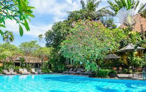 Dusun Jogja Village Inn Yogyakarta - Kolam renang air asin
