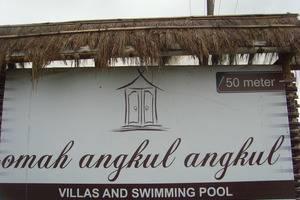 Omah Angkul Angkul Villa Bandung - Omah Angkul Angkul
