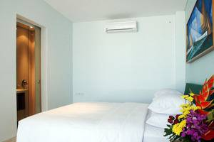 AQ-VA Hotels & Villas Bali - suite lantai mezzanine