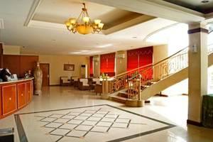 Karlita Hotel Tegal - ruang tunggu