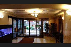 Ueno First City Hotel Tokyo - Interior Entrance