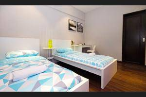 Placin at Crown Regency KL Kuala Lumpur - Guestroom