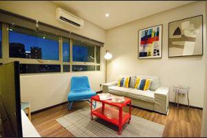 Placin at Crown Regency KL Kuala Lumpur - Living Room