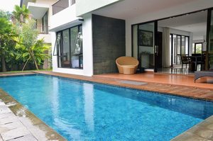 Permai Villa Dago Private Pool