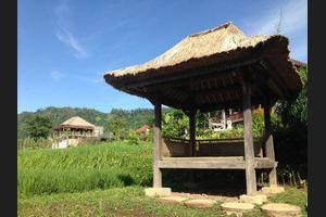 Sawah Indah Villa Bali - Gazebo