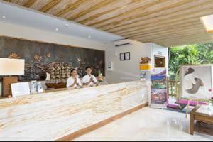 The Lokha Ubud - View from Hotel