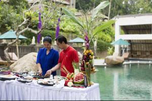 The Lokha Ubud - Restaurant
