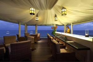 Puri Santrian Bali - Restaurant