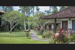 Lotus Bungalows Bali - Garden