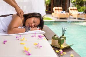 Villa Seriska Dua Sanur Bali - Massage