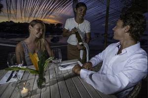 Hai Tide Beach Resort Bali - Couples Dining