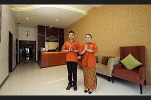 Hotel Asih Yogyakarta - Reception