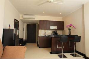 Kuta Townhouse Apartments Bali - Restaurant