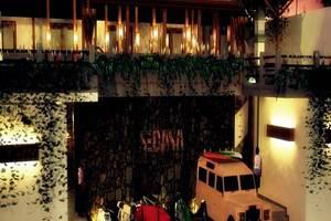 Sedasa Lodge Canggu Bali - Tampilan Luar Hotel