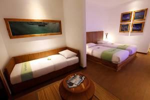 Sedasa Lodge Canggu Bali - Kamar Triple