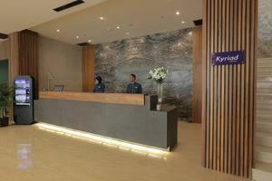 Kyriad Hotel Muraya Aceh Banda Aceh - Lobby/Front Desk