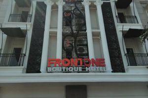 Front One Boutique Karawang Karawang - bagian depan